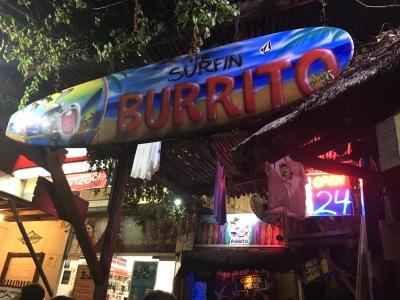 Surfin' Burrito